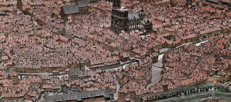 Quand l'Ancienne douane était le Rungis de Strasbourg