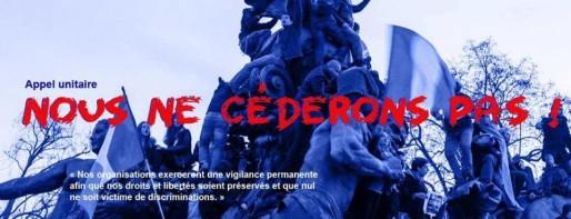 Derrière cette revendiquation, une centaine d'associations à travers toute la France (Capture d'écran Facebook)