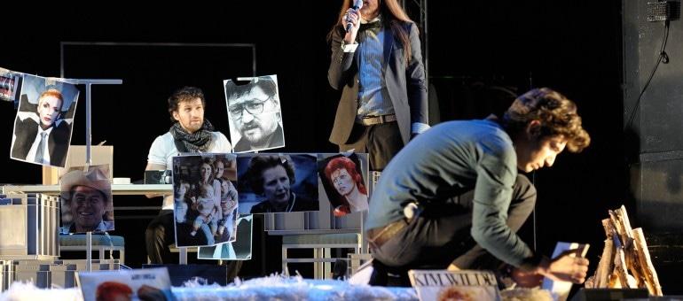 «Small Town Boy» : hymne pop et engagé au Théâtre National de Strasbourg