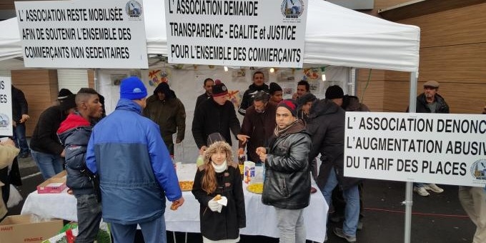 Marché de Hautepierre : 25 commerçants menacés d'expulsion