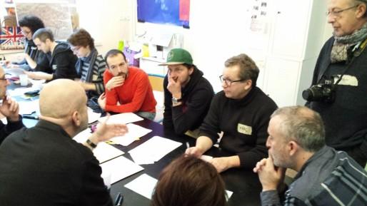 Après le choc des élections régionales, des Strasbourgeois se sont réunis dans un forum ouvert pour réinventer la politique. (Photo Facebook/cc)