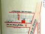 Entrée de la rue du César-Julien - plan de situation, années 1930 (Archives Strasbourg)