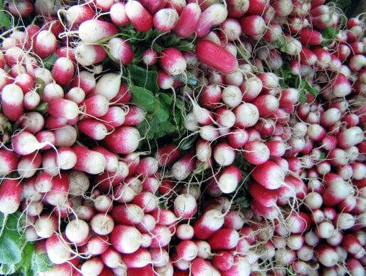 Le radis, une monnaie locale pour des prix réduits (Photo Flickr)