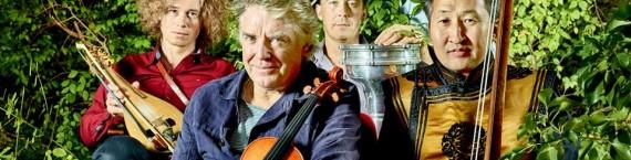 Les Violons barbares avec Didier Lockwood et Guo Gan