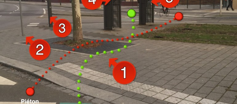 Vélo en ville : quand les cyclistes doivent redevenir piétons