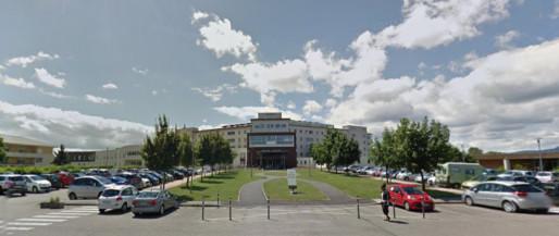 Le service de néonatologie a déjà fermé ses portes l'année dernière à l'hôpital de Sélestat. (Photo Google Maps)