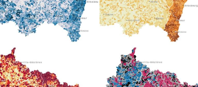 Régionales : 9 cartes pour tout comprendre de l'ALCA