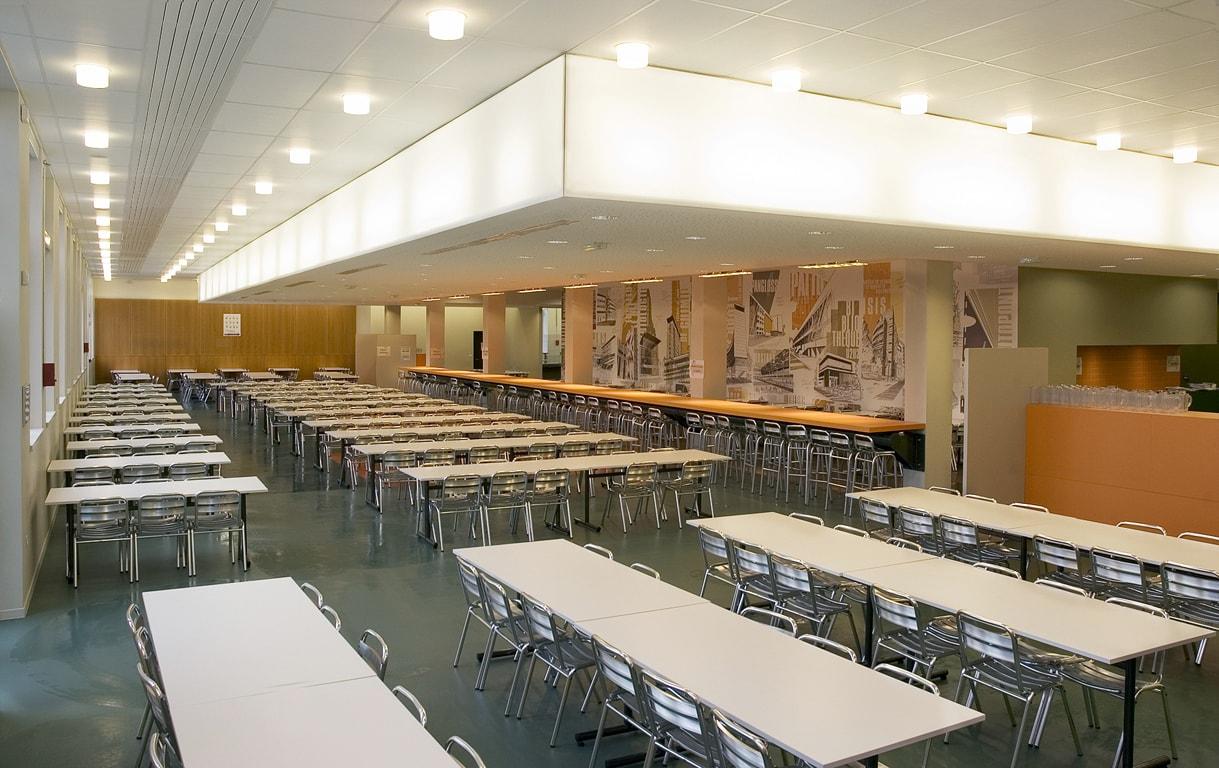 Fermeture temporaire du restaurant universitaire de l for Reso strasbourg