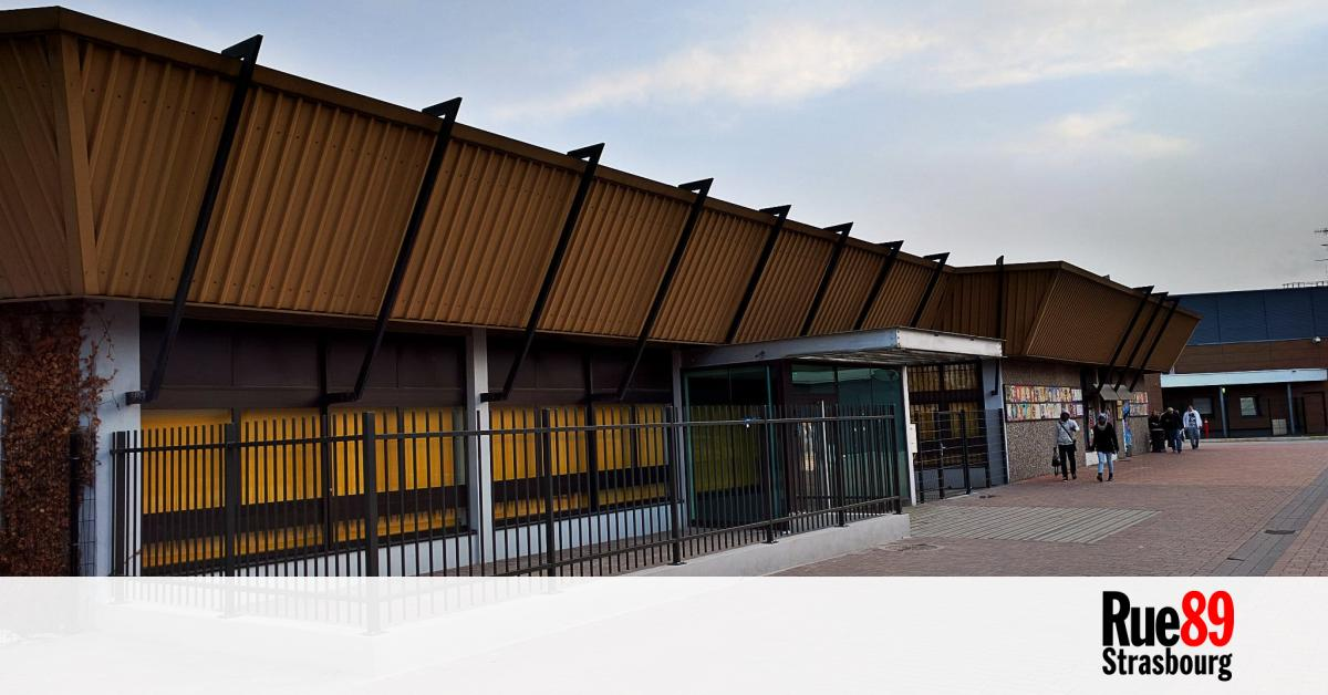 Rue89 strasbourg s 39 installe hautepierre pour un mois - Bureau change strasbourg ...