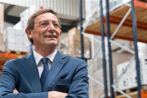 Robert Herrmann regarde vers l'avenir ! (Photo Eurométropole de Strasbourg)