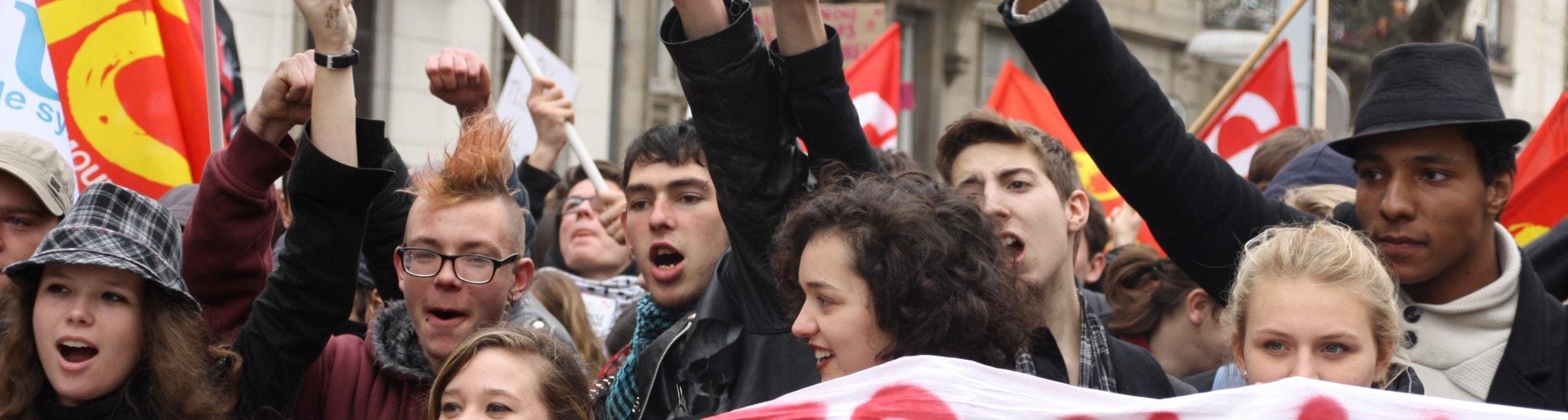 Plus de 5 000 manifestants contre la «loi travail» : «l'heure de la révolte»