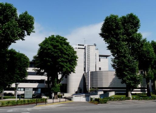 L'institut de recherche contre les cancers de l'appareil digestif a ouvert au sein de l'hôpital civil en 1994. (Photo : Ji-Elle / Wikimédia Commons / cc)