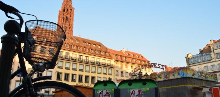 Décorer les conteneurs, l'idée de Strasbourg pour doper le tri du verre