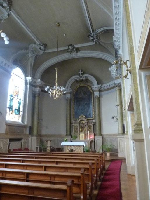 La chapelle Sainte-Odile doit être transformée en salle de travail et de rencontre. (Photo : Roland Burckel / Wikimédia Commons / cc)