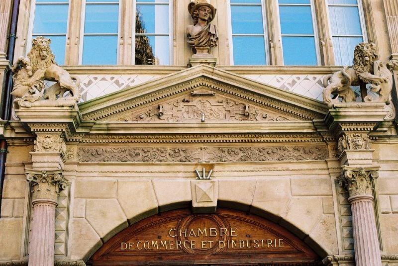 L irruption des conseillers politiques dans les cci d range for Chambre commerce strasbourg