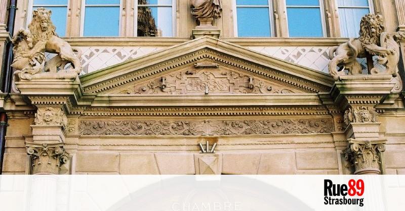 L irruption des conseillers politiques dans les cci d range for Chambre de commerce strasbourg