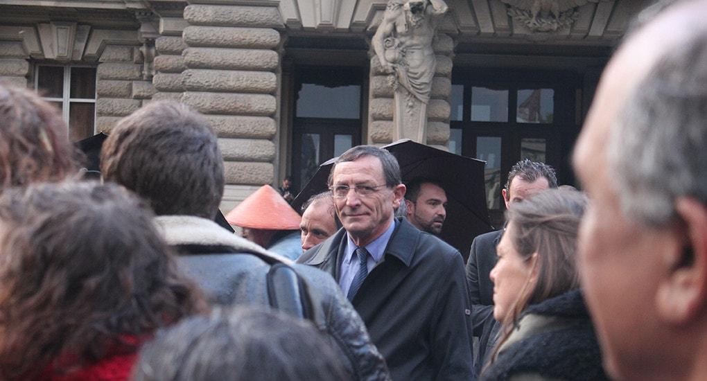 Nuit Debout et la municipalité engagent un dialogue de sourds