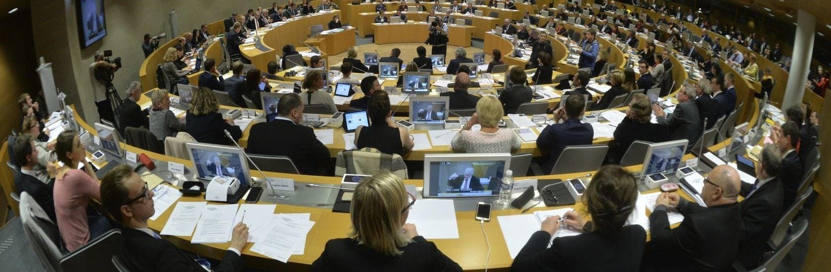 Comment la grande Région va dépenser 2,5 milliards d'euros
