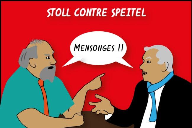 """""""Je connais les deux caractères forts. Et je savais que ça ne marcherait pas"""", explique Madame Marck, kientzheimoise. (photo Auriane Poillet / Rue89 Strasbourg)"""