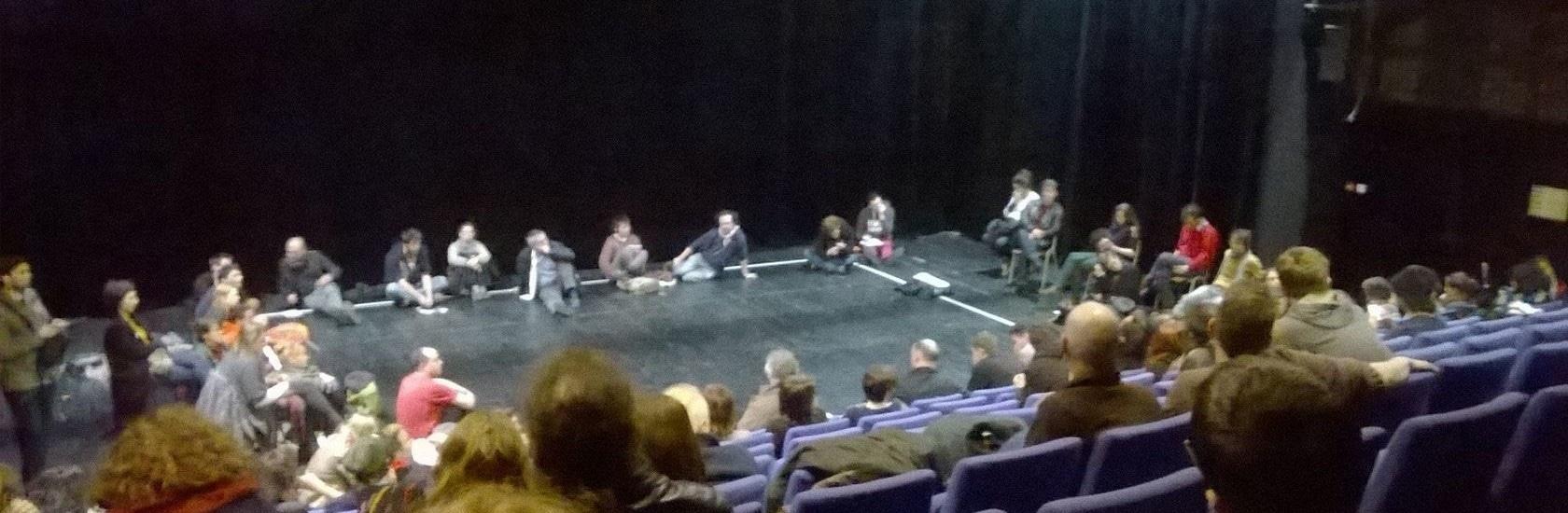 Des intermittents occupent le Théâtre national de Strasbourg