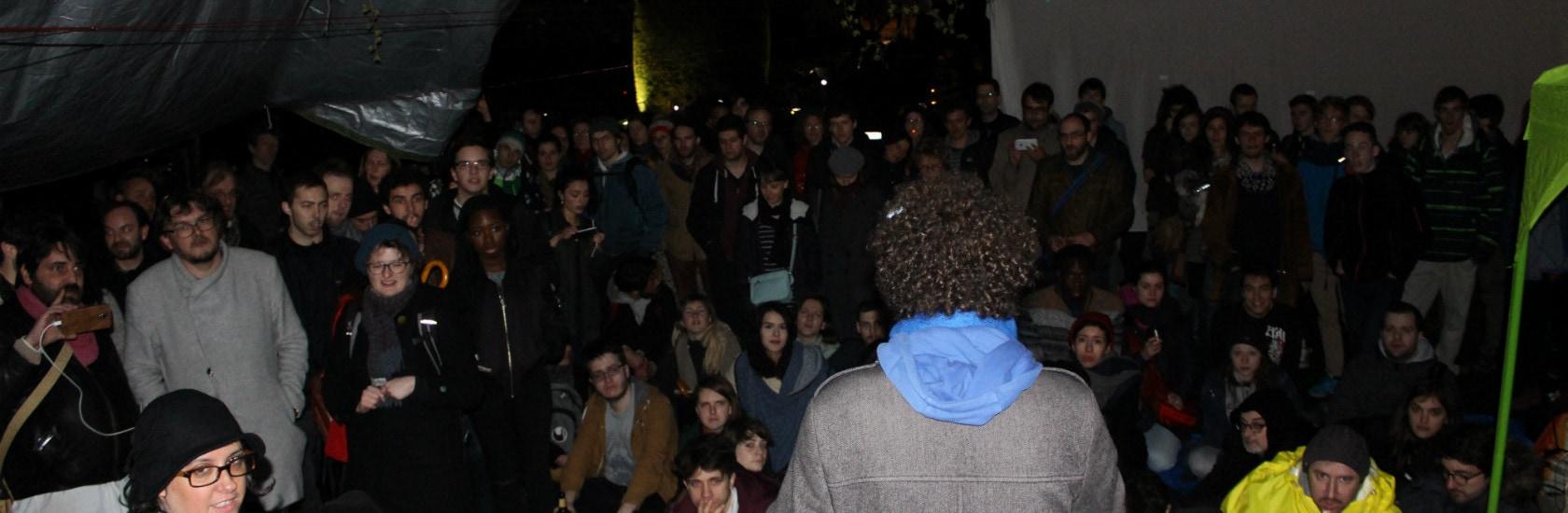 #NuitDebout : 300 Strasbourgeois se donnent rendez-vous