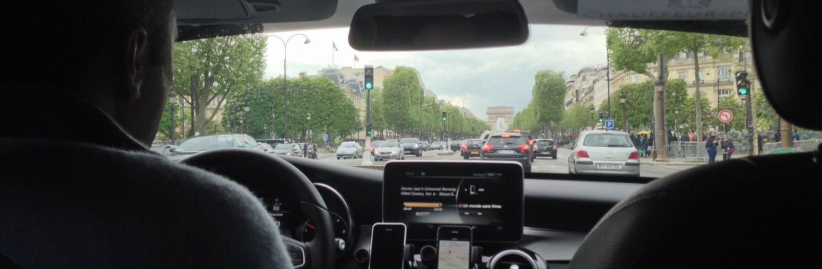 Autour d'Uber et des VTC, un éco-système se met en place