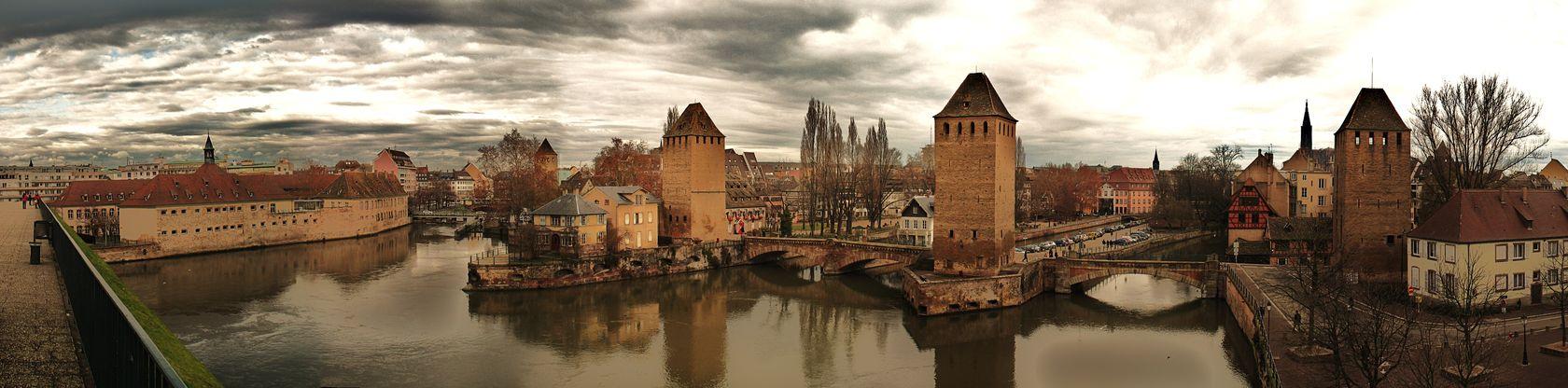 La météo à Strasbourg