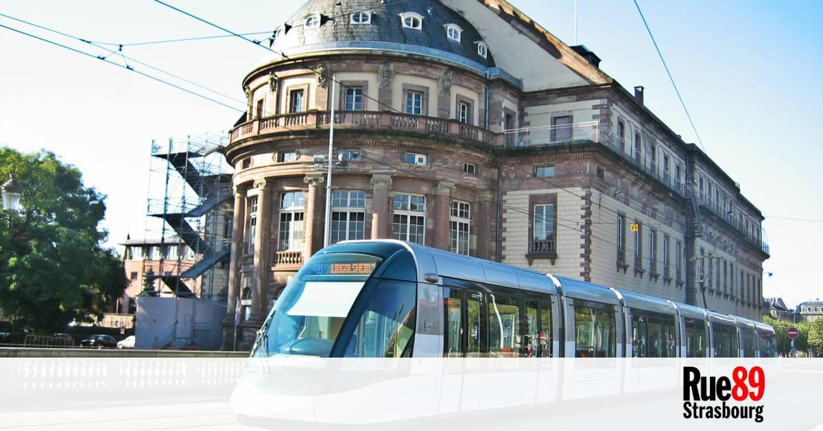 avec l 39 extension du tram il faudra attendre plus longtemps. Black Bedroom Furniture Sets. Home Design Ideas