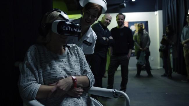 réalité virtuelle au Shadok