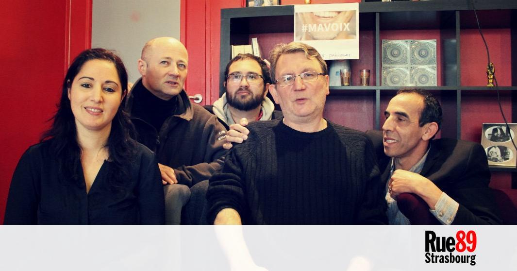 """Daniel Gerber, ancien libraire au RSA, atypique candidat de """"Ma Voix"""""""
