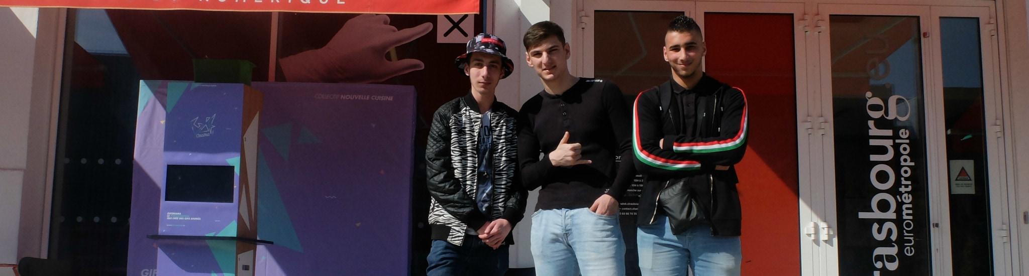 Yakup, Bilal, Adam… Ils sont les nouveaux médias des quartiers de Strasbourg
