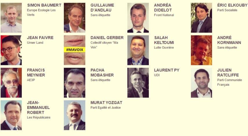 Législative partielle : les réponses des candidats à vos questions