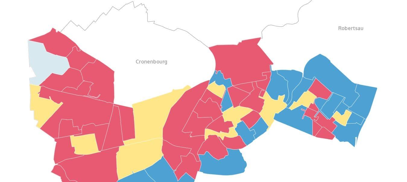 Législative partielle : Eric Elkouby nouveau député de Strasbourg