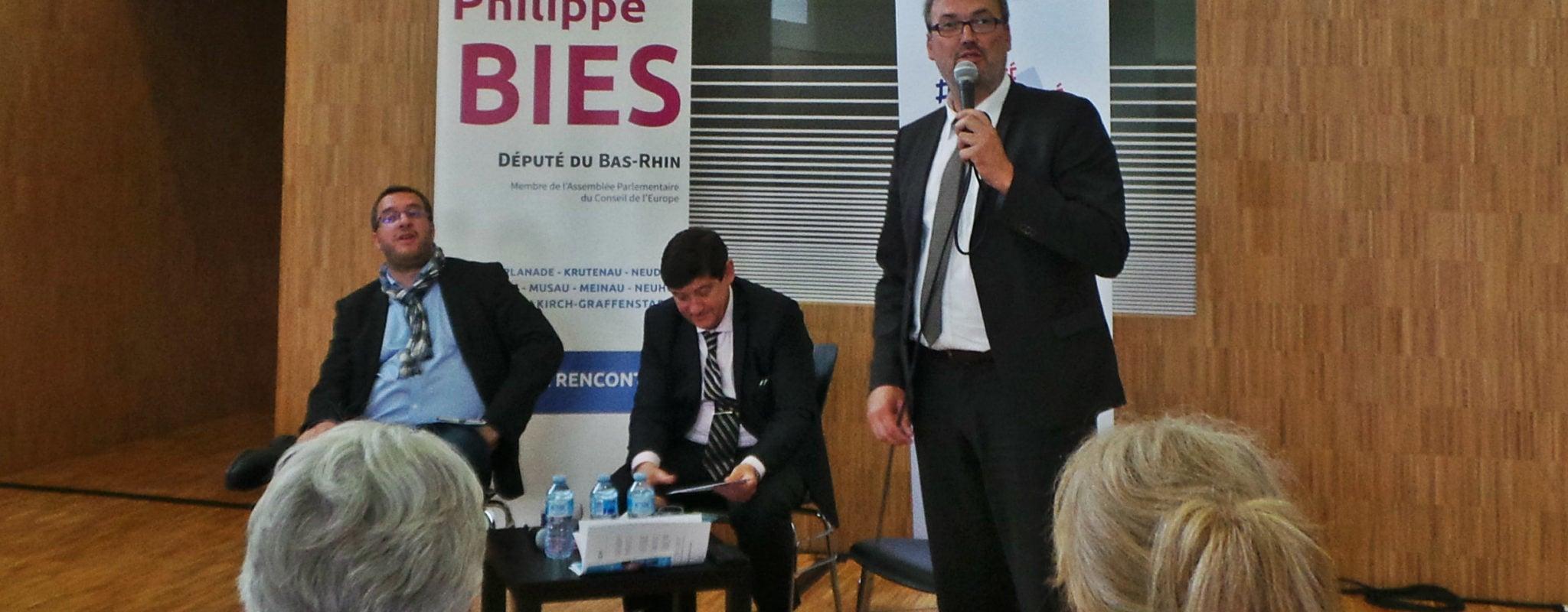 Égalité et citoyenneté : un tiers de loi pour Philippe Bies