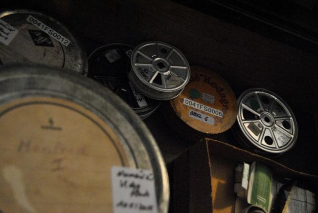 Le contenu de la mystérieuse valise. (Photo: BB/ Rue89 Strasbourg)