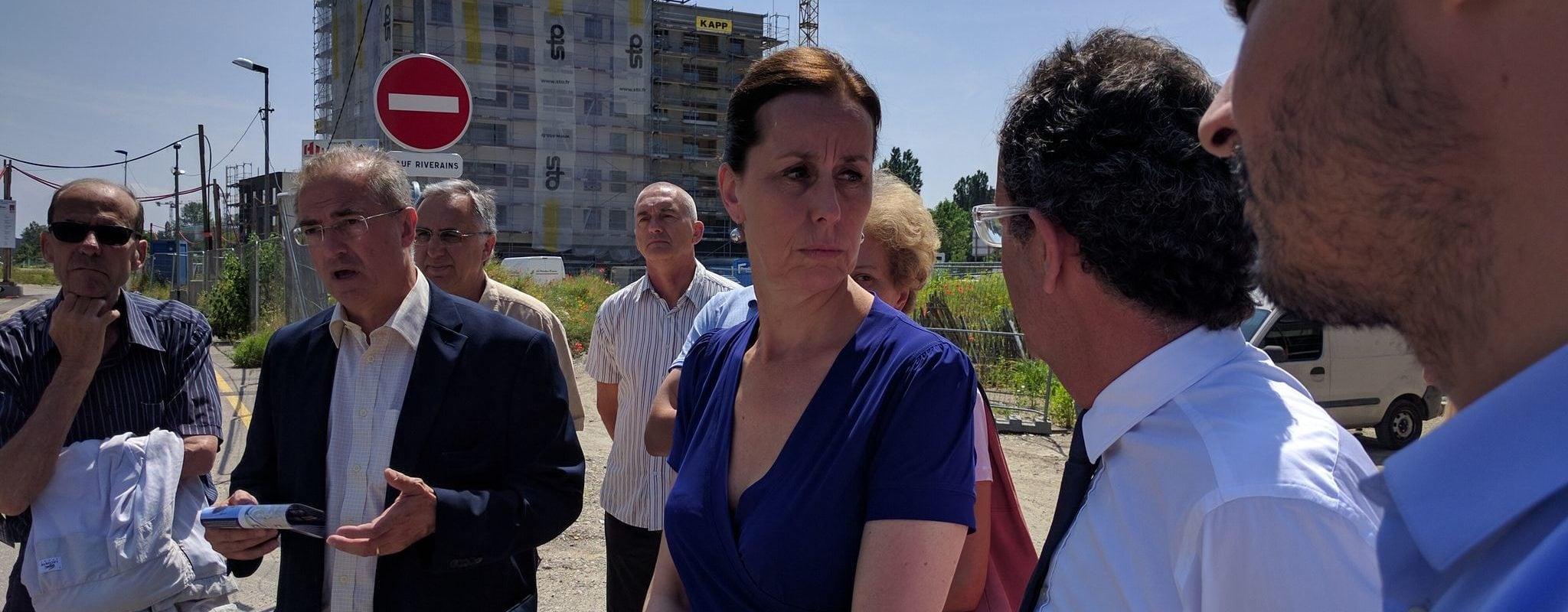 Plan d'urbanisme : Fabienne Keller dénonce «sept erreurs»