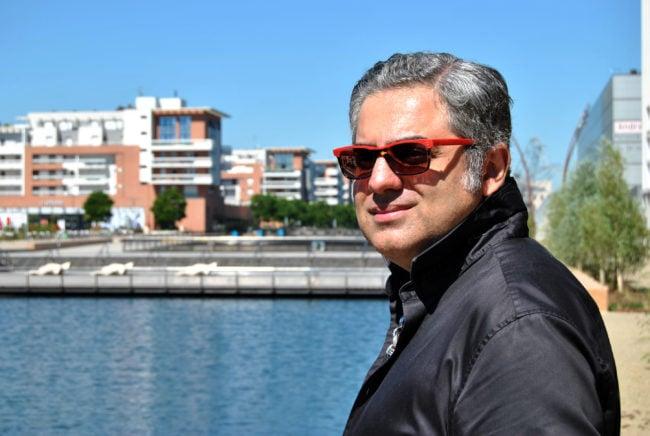 Leonardo Tajabadi, lors notre rencontre. (Photo: BB)
