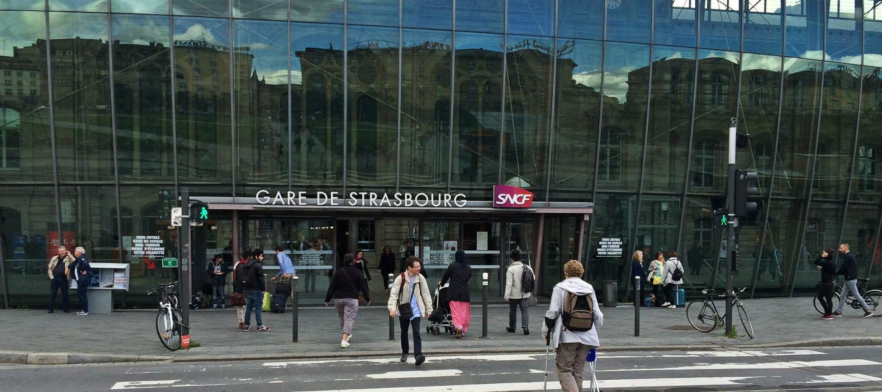 Place de la gare : une étude évalue à 1,7 million d'euros les renforcements pour un tram