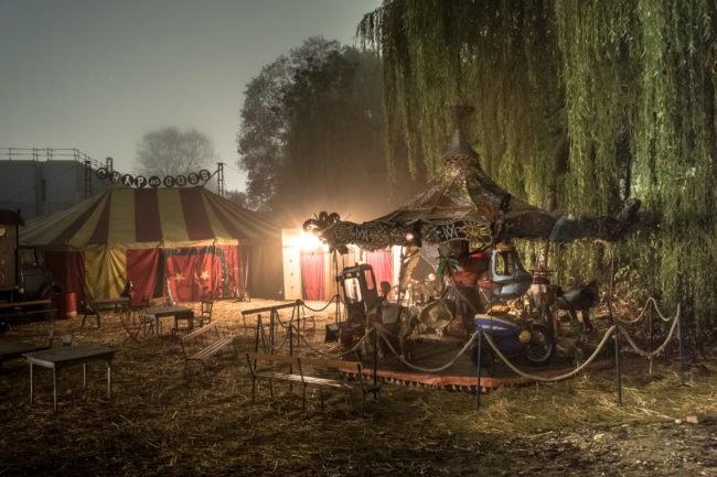 L'étrange carrousel de la compagnie Titanos sera également à visiter. (Photo: FARSe)