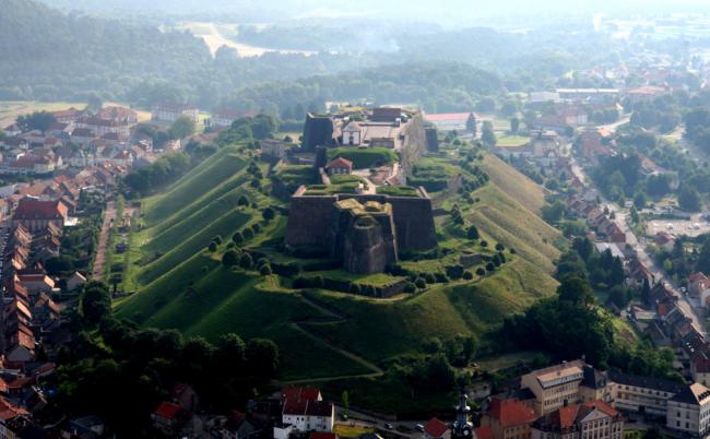Citadelle de Bitche (Crédit Office de tourisme du Pays de Bitche)
