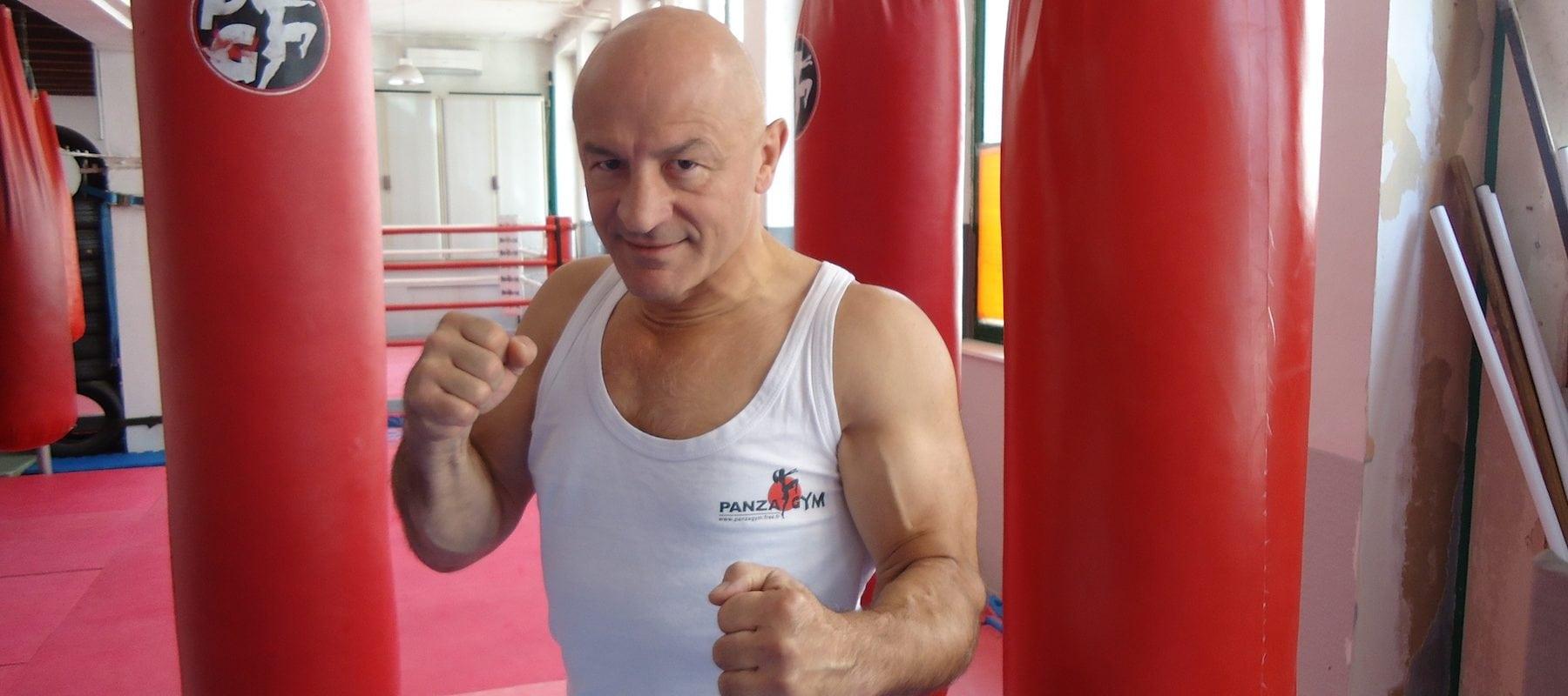André Panza, alias Docteur KO, prescrit la longévité à travers la boxe