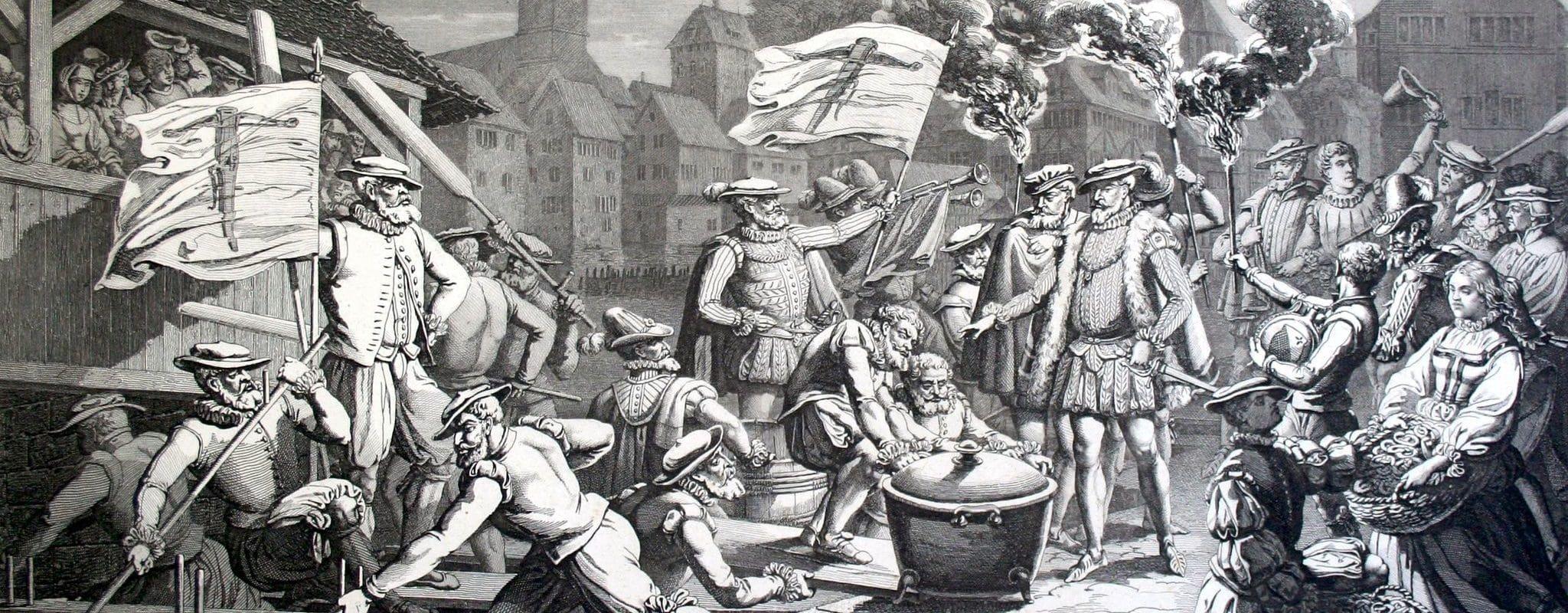 Samedi et dimanche, Strasbourg et Zürich célèbrent leur alliance avec la Hirsebreifahrt