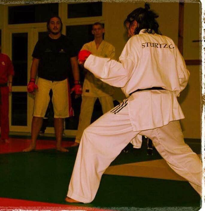 Après le karaté, la samouraï Christelle Sturtz s'est trouvé d'autres combats