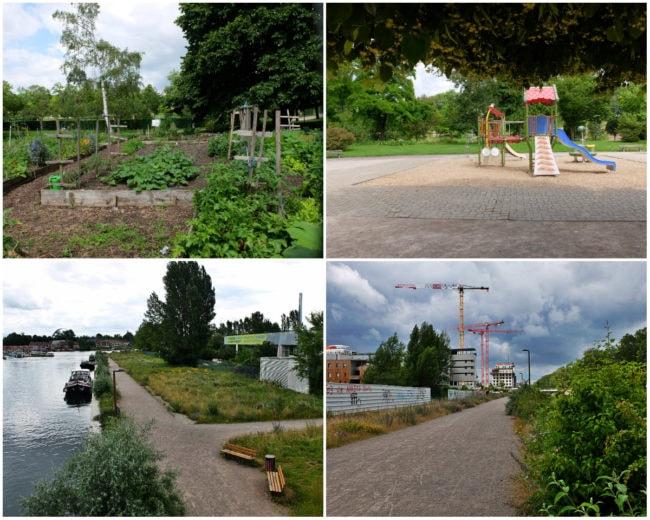 Du parc de la Citadelle aux berges de Danube (Photos MM / Rue89 Strasbourg)