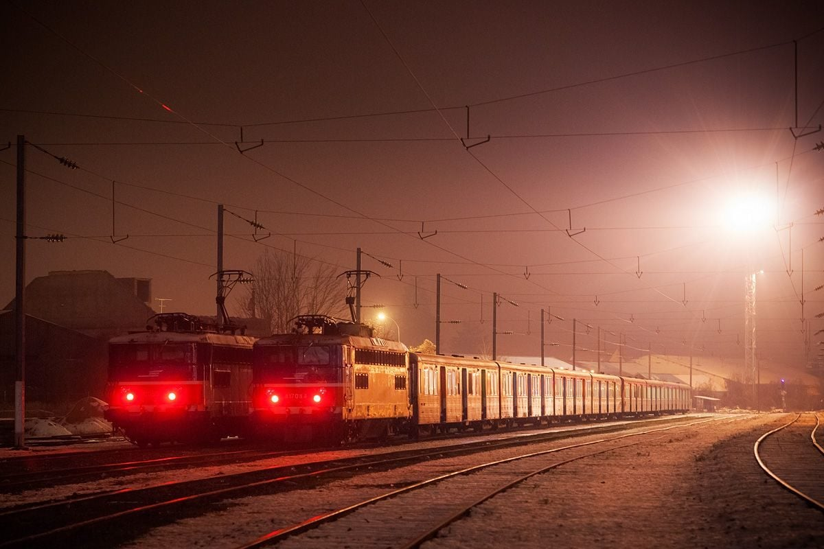Au 1er octobre, fin du train de nuit Strasbourg – Nice