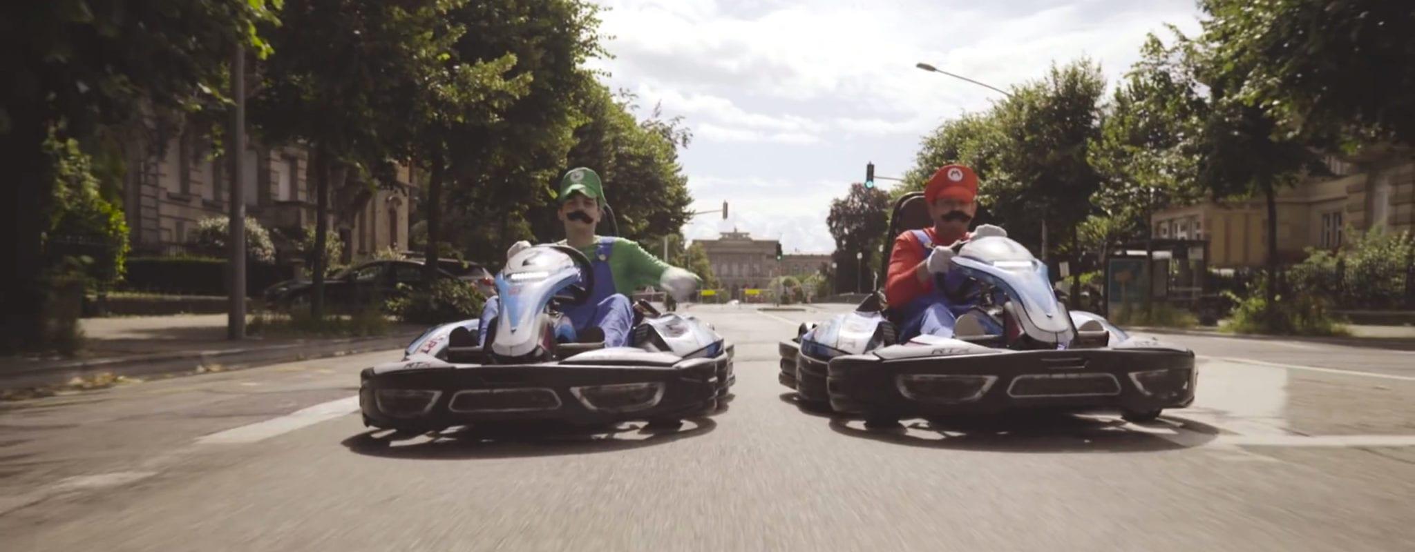 Grâce à Super Mario Kart, Strasbourg tient son championnat mondial