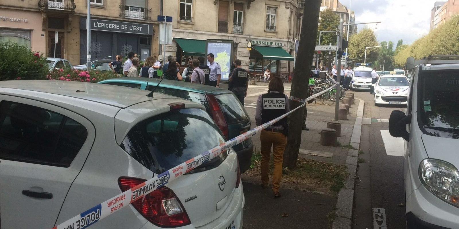 Un juif religieux agressé au couteau à Strasbourg