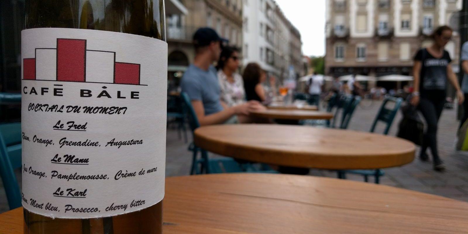 Place d'Austerlitz, quand les cafés ne servent plus de cafés…