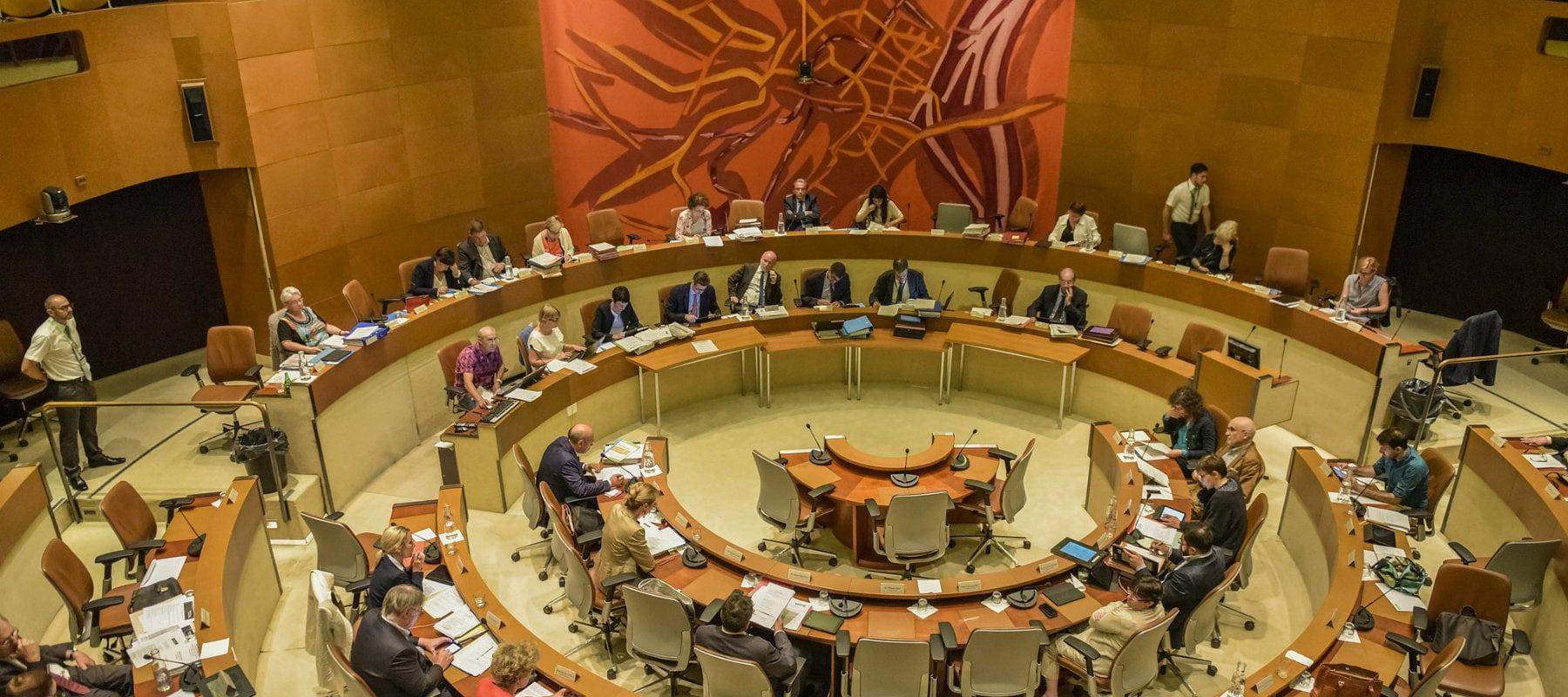 Au conseil de l'Eurométropole, les comptes et l'absentéisme des élus à l'étude