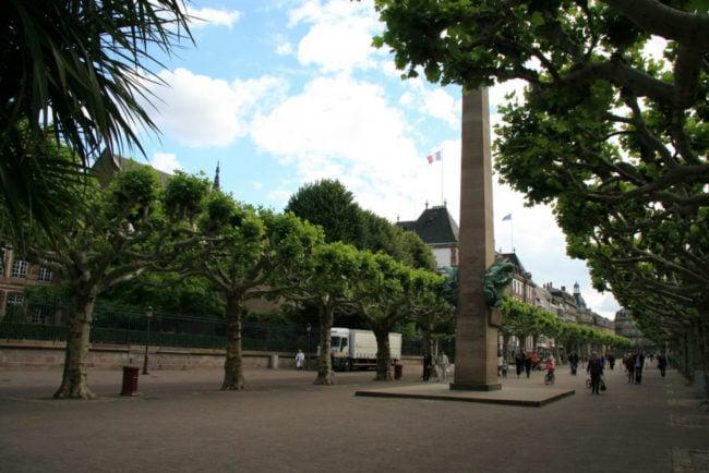 Place Broglie seront évoquées les femmes dans la Révolution et la République Grzegorz Jereczek/FlickR/cc